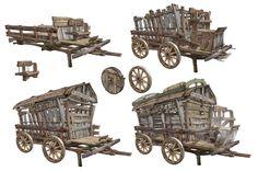 old wagon, hyun ho park