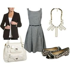 Business chic!