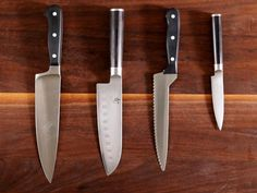 Sharpen your knife skills with our guide! Here's how to choose, use and care for knives.