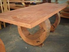 moveis rusticos ile ilgili görsel sonucu Country Dining Tables, Wood Sculpture, Barn Wood, Wood Projects, Furniture, Home Decor, Wooden Stools, Dinning Table, Rustic Bench