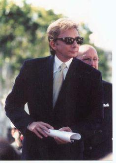 Clive Davis Star Ceremony