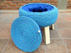 Volován - Tener un mueble de llanta no solo es apoyar al ambiente sino también al diseño. #llanta #recicla #tire