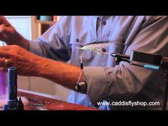 BC Needlefish Tube Caddis Fly Shop