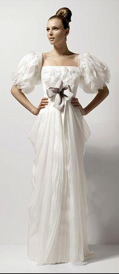 Silk organza by Christian Lacroix