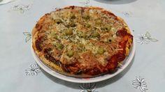 Bacon's pizza para #Mycook http://www.mycook.es/receta/bacons-pizza/