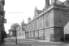 Gloucester, Art Gallery 1912, from Francis Frith
