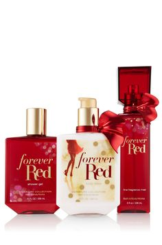 Forever Red Ultimate Fragrance Experience - Signature Collection - Bath & Body Works
