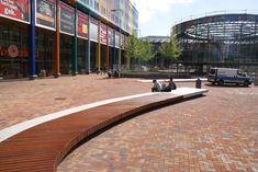 Arena Boulevard / Amsterdamse Poort by Karres en Brands Landscape Architecture