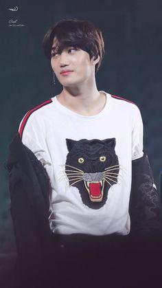 Kai of exo Exo Kai, Chanyeol Baekhyun, Exo Kokobop, Taemin, Shinee, Got7, Yugyeom, Chen, Kris Wu