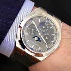 0148f2c55ac Vacheron Constantin Overseas Ultra Thin Perpetual. Fine Watches