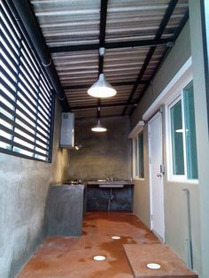 Trendy home diy remodeling renovation spaces ideas Dirty Kitchen Design, Outdoor Kitchen Design, Dirty Kitchen Ideas, Loft Kitchen, Backyard Kitchen, Small House Design, Trendy Home, Home Decor Furniture, Bars For Home