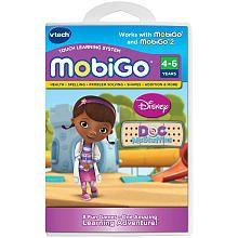 Vtech MobiGo Learning Software - Doc McStuffins