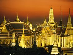Grand Palace and Temple of the Emerald Buddha, Wat Phra Kaeo