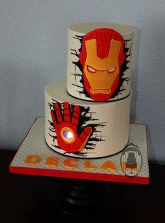 New Birthday Cake Fondant Men Iron Man 16 Ideas Birthday Cakes For Men, Birthday Cake Fondant, New Birthday Cake, Cakes For Boys, Birthday Ideas, Fondant Man, Fondant Cakes, Avengers Birthday, Superhero Birthday Party