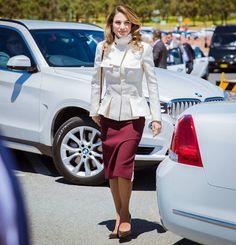 Jordan Royals on State Visit to Canberra