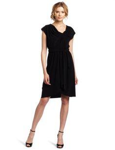 maxandcleo Women's Twisted Daria Dress