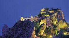 Guadalest (Alicante).La magia de los pueblos mozarabes...