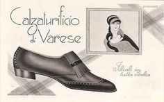 1929 | CALZATURIFICIO DI VARESE -[From the Ampelio Vimercati Collection]