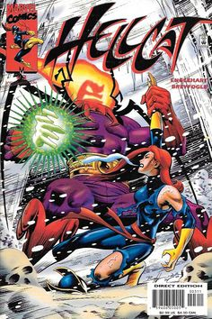 Passions !_ Written By Steve Englehart , Art And Cover Art Norm Breyfogle , The lords of the Underworld wage war upon one another and their mystery opponent. Hellcat thinks she holds the key to victor