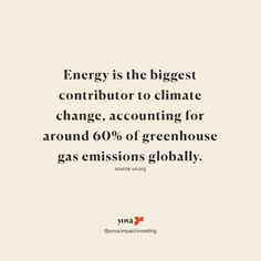 Now is the time to invest in companies championing renewable energy! Invest for a better world.