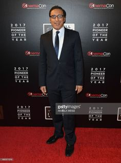Actor Aasif Mandvi attends the 2017 Will Rogers ?Pioneer of the Year? Dinner honoring Cheryl Boone Isaacs at Caesars Palace during CinemaCon on March 29, 2017 in Las Vegas, Nevada. /