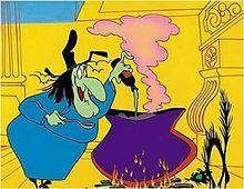 Witch Hazel. . .lol