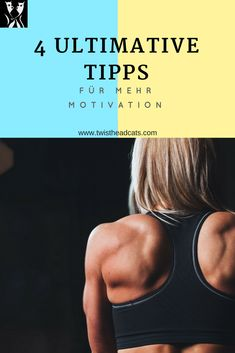 Vier ultimative und einfache Tipps für mehr Motivation beim Sport. Sport Fitness, Sports Training, Motivation, Blog, Helpful Tips, Life, Blogging, Daily Motivation
