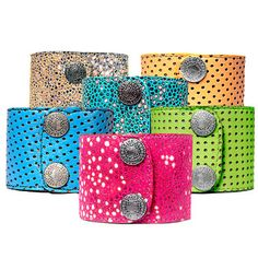 The Brooklyn Bakery  Bracelets and Cuffs You'll Crave  The Brooklyn Bakeryis anew fashion labelcatering to women whocrave original design.Inspired by the collage of cultures and lifestyles found in New York's most populous borough, the company'shandmade leather bracelets and cuffscome in assorted styles and sizes
