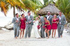 Destination Belize: Weddings at Pelican Reef Villas