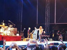 Iggy Pop LIVE in Metronome Festival Prague #live #concert #prague #show #IggyPop #iggy #rock #openair #festival #metronome #metronomefestival #stage #night #NightInTheCity #galaxys6 Iggy Pop, Prague, Rock, Night, Live, Concert, Instagram Posts, Recital, Locks