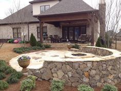 Patio Design & Construction   Auburn, Opelika, Lake Martin, Montgomery - Outdoor Fireplaces, Patios, Kitchens & Walkways