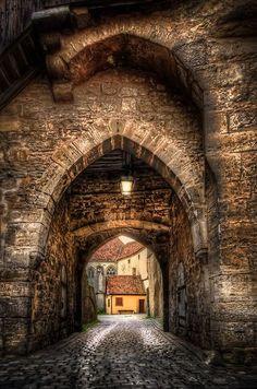 "bonitavista: "" Rothenburg, Germany photo via elsa """