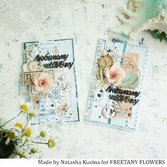 """Freetany Flowers: Открытки для """"Любимого чеLOVEчка"""" от Наташи Кузиной"""