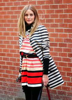 The Olivia Palermo Lookbook : Olivia Palermo out in New York City