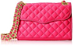 Fabulous color for spring,this Rebecca Minkoff purse is a must.