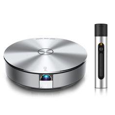 JmGO G1 Full HD 3D DLP-Projektor Beamer Smart Home Kino System