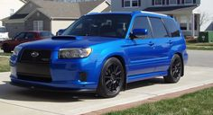 FOR SALE 2008 WRB Forester Sports XT 5mt