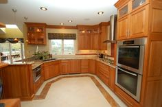 Like how BIG this kitchen is!