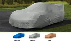 Now available, WeatherTech Car Covers. Available custom for your vehicle, in blue, gray or tan. Fit Car, Car Covers, Truck Accessories, Bean Bag Chair, Vehicle, Indoor, Outdoor Furniture, Gray, Blue