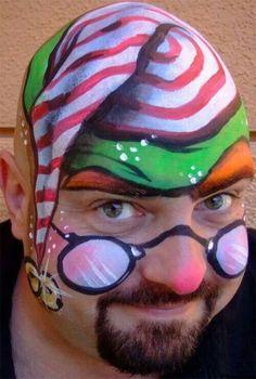 Dude looks like an elfy!