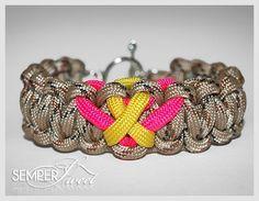 military love & support handmade bracelets