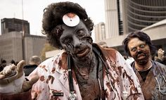 Q&A with Founder of Toronto's Zombie Walk #TO #Halloween #event