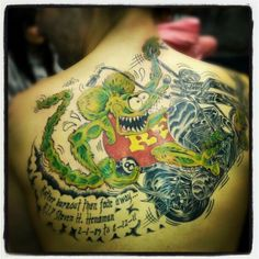 Tattoo by StenJoddi Body Graphix Tattoo Shop Mason City, Iowa