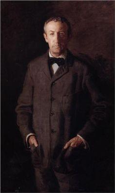 Portrait of William B. Kurtz - Thomas Eakins