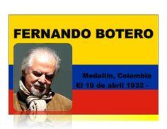 Fernando Botero Presentation and Student Activities