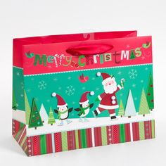 Heartfelt Holiday Large Gift Bag Price $7.95