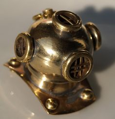 30 mm Brass #Diving #Helmet Pendants #Findings,  View more on the LINK: 	http://www.zeppy.io/product/gb/3/68874935/