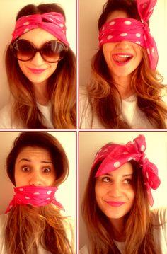 Stefanel_Foulard #FashionBlogger #Neovecchiostile #retro' #Stefanel #Carré