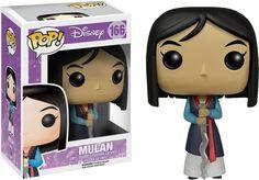 Imagens da linha Mulan para Funko Pop! Disney FINALMENTE são liberadas!