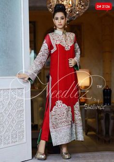 Needlez BY Shalimar Winter Dresses Collection 2015 for Women